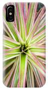 Firecracker Bromiliad IPhone Case