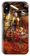 Fireman - One Day A Long Time Ago  IPhone Case