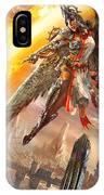 Firemane Avenger Promo IPhone Case
