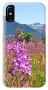 Fireweed Field IPhone Case