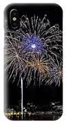 Firewoks IPhone Case