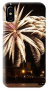 Firework Explosions IPhone Case