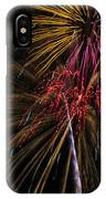 Fireworks 070414.213 IPhone Case