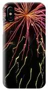 Fireworks 11 IPhone Case