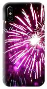 Fireworks 11 IPhone X Case
