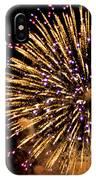 Fireworks 2014  10 IPhone Case