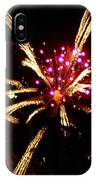 Fireworks 2014  12 IPhone Case