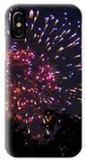 Fireworks 2014  3 IPhone Case