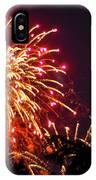 Fireworks 2014  4 IPhone Case