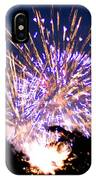Fireworks 2014  6 IPhone Case