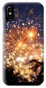 Fireworks 2014  7 IPhone Case