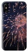 Fireworks 2014 Ix IPhone Case