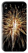 Fireworks 3 IPhone X Case