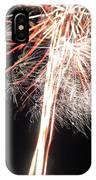 Fireworks 45 IPhone Case