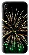 Fireworks 5 IPhone X Case