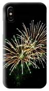 Fireworks 8 IPhone X Case