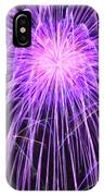 Fireworks At Night 2 IPhone Case