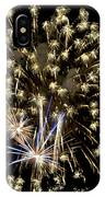 Fireworks Bursts Colors And Shapes 4 IPhone Case