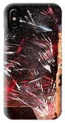 Fireworks In Munich IPhone Case