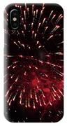 Fireworks Series Ix IPhone Case