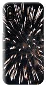 Fireworks Series X IPhone Case