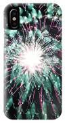 Fireworks Splendor IPhone Case