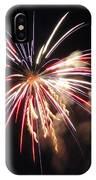 Fireworks Twenty Eleven II IPhone Case