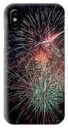 Fireworks6504 IPhone Case