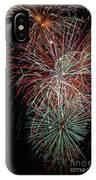 Fireworks6506 IPhone Case