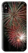 Fireworks6509 IPhone Case