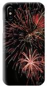 Fireworks6525 IPhone Case