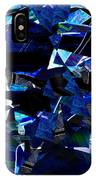 Firmament Cracked #9 - All Which Once Was Beautiful IPhone Case