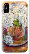 First Bouquet IPhone X Case