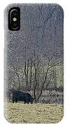 First Frost IPhone X Case