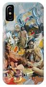First Nations 42 IPhone Case