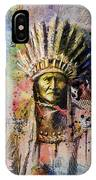 First Nations 6 IPhone Case