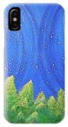 First Snow By Jrr IPhone Case