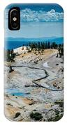 First View  8x10  IPhone Case