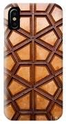 Firuz Aga Mosque Door 06 IPhone Case