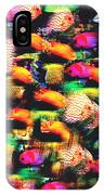 Fish And Fishes IPhone Case