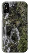 Fish Creek Falls IPhone Case