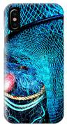 Fish Robe Net Play  IPhone Case