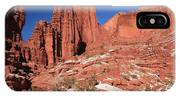 Fisher Towers Amphitheater IPhone Case