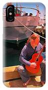 Fishermans Song IPhone Case