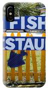 Fishery IPhone Case