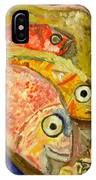 Fishes IPhone Case