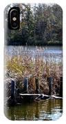 Fishing At Weeks Bay IPhone Case