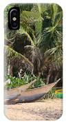 Fishing Boats B Mirissa Beach IPhone Case