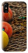 Fishing Gear Abstract IPhone Case