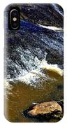 Fishing On The South Fork River IPhone Case